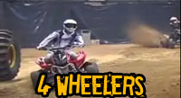 4 Wheelers Video - Extreme Monster Truck Nationals