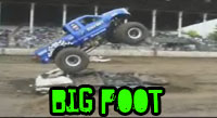 Big Foot Video - Extreme Monster Truck Nationals