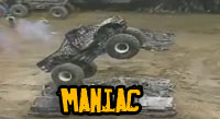 Maniac Video - Extreme Monster Truck Nationals