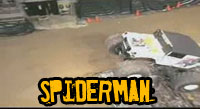 Spiderman Video - Extreme Monster Truck Nationals